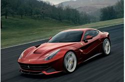 Fotos coches Ferrari F12berlinetta