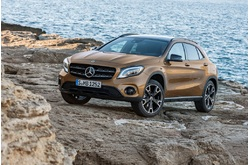 Fotos coches Mercedes-Benz GLA