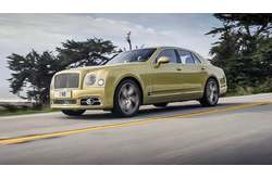 Vídeo Bentley Mulsanne Speed 2016
