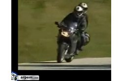 Video BMW F 800 ST Movimiento