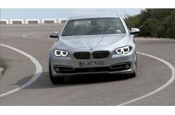 Video BMW 535i Sedan Conducción