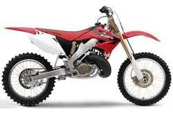 Fotos motos Honda CR250R