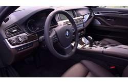 Video BMW Serie 5 Sedan Interior