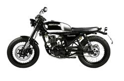 Fotos motos Hanway Raw 125 SR Chrome