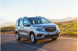 Fotos coches Opel  Opel  Combo Life Expression L 1.5 TD 55 kW (75 CV)