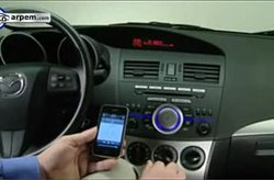 Mazda3 Bluetooth Audio Streaming