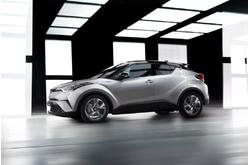 Fotos de coches Toyota C-HR
