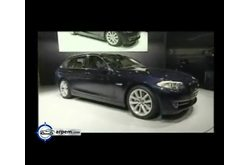 2011 BMW Serie 5 Touring World Premier