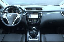 Vídeo Nissan X-Trail Interior