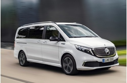 Fotos de coches Mercedes-Benz EQV