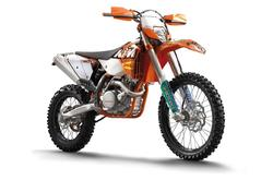 KTM 450 EXC Factory Edition