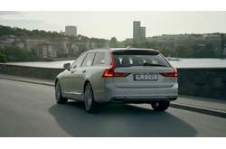 Vídeo Volvo V90 2017