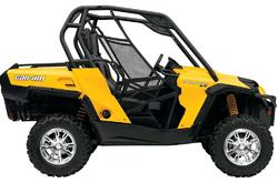 Can-Am Commander 800	XT