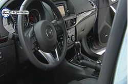 Mazda6 Wagon Interior