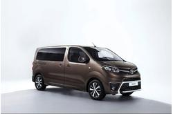 Fotos coches Toyota Proace