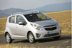 Fotos coches Chevrolet Spark