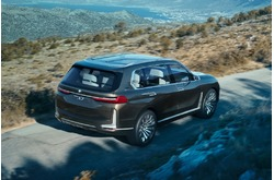 Fotos de coches BMW Concept X7 iPerformance