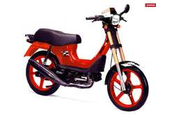 Fotos motos Derbi 50 Variant Courier