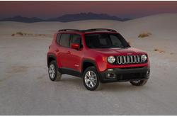 Fotos coches Jeep  Jeep  Renegade 2.0 MultiJet 140 CV 75º Aniversario 4x4 Auto Active Drive Low