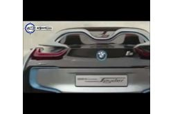 Video BMW i8 Concept Spyder Lanzamiento