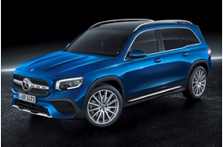 Fotos coches Mercedes-Benz GLB
