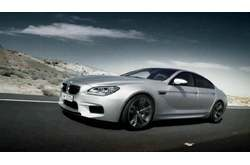 2012 BMW M6 Gran Coupe Trailer