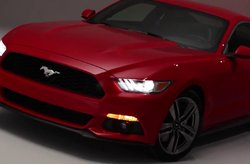 Vídeo Ford Mustang 2015