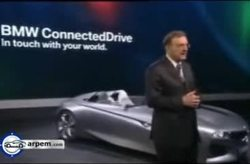 BMW Vision Connected Drive Ginebra 2011