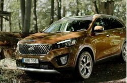 Vídeo KIA Sorento 2015 Trailer