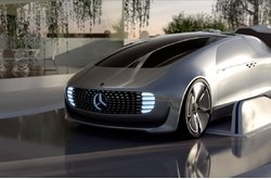 Mercedes-Benz F 015 Luxury in Motion Detalles