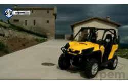 Video Can-am Commander Test Nani Roma