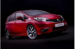 Fotos coches Nissan Note