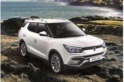 Fotos coches SsangYong  SsangYong  XLV G16 4x2 Limited