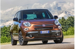 Fotos coches Fiat  Fiat  500L Cross 1.4 70 kW (95 CV)