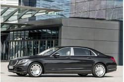 Fotos de coches Mercedes-Benz Maybach Clase S