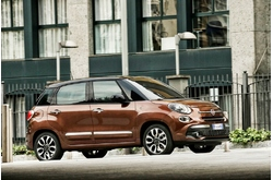 Fotos de coches Fiat 500L