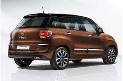 Fotos coches Fiat  Fiat  500L Cross 1.6 Multijet 88 kW (120 CV)