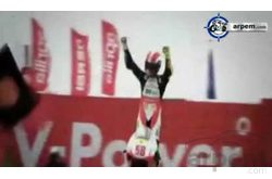 Video Gilera Competición Marco Simoncelli