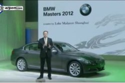 Video BMW Master Salón Shanghai 2012