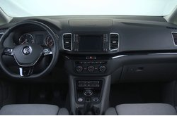 Vídeo Volkswagen Sharan 2015 Interior
