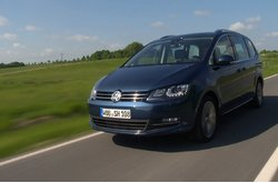 Vídeo Volkswagen Sharan 2015 Trailer