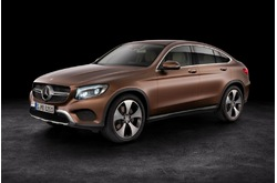 Fotos coches Mercedes-Benz  Mercedes-Benz  GLC Coupé GLC 350 d 4MATIC Coupé