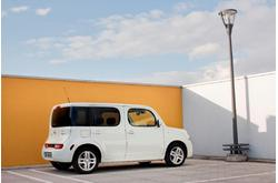 Fotos coches Nissan Cube