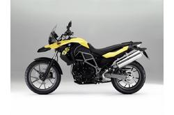 Fotos motos BMW F 650 GS