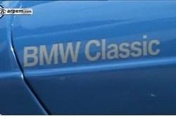 Video BMW Classic Mille Miglia Evento