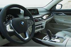 Vídeo BMW 730d 2015 Interior