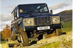 Land Rover Defender 5P 2007