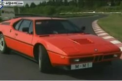 Video BMW M1 Historico