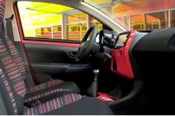 Vídeo Citroën C1 2015 Interior