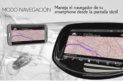 Vídeo Citroën C1 2015 Tecnolgía Mirror Screen